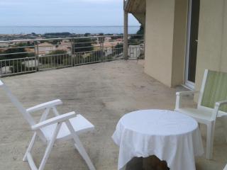 studio sur terrasse, Fitou