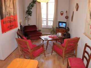 Appart 2 pièces meublé Lyon 6ème (centre)