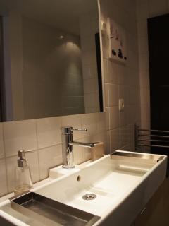 La salle de bain Logeralamadeleine