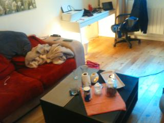 Appartement Angers hypercentre fac