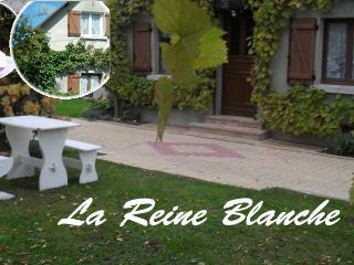 maison de la reine blanche, Saint-Lye