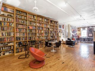 onefinestay - Library Loft apartment, Nueva York