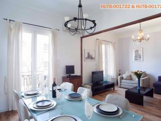Dos apartamentos tienen capacidad para 12, Barcelona