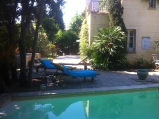 Villa -la campagne en plein centre vilde marseille, Marsella