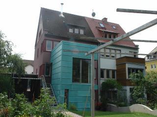 Urban Garden Apartment in Mannheim