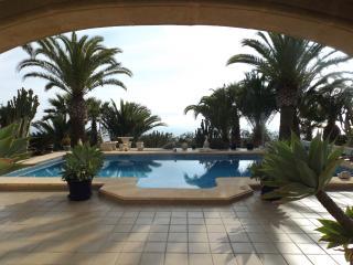 villa para vacaciones, Benitachell