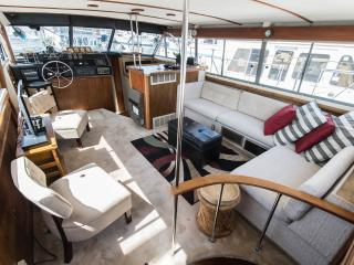 Beautiful Comfortable Houseboat on Lake Union