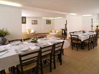 VILLAMENA antica residenza ad Assisi