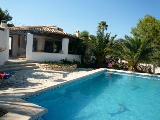 villa morisca magnífica con piscina en Busot
