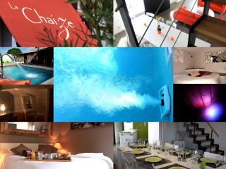 Maison de luxe avec piscine, Noirmoutier en l'Ile