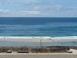 OCEAN VIEW OCEANIDE. DUPLEX superbe vue océan, wifi, parking, linge compris