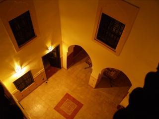 Riad pour 6 personnes dans la Medina de Marrakech