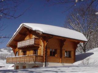 Chalet traditionnel à Bernex en Haute-Savoie près du lac Léman - toutes saisons