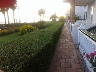 Preciosa casa a pie de playa en la Costa del Sol, Algarrobo