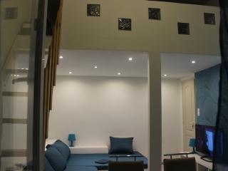 nuova appartamento a budapest zona corvin negyed