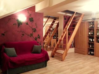 Attic apartment in the city centre Main Station