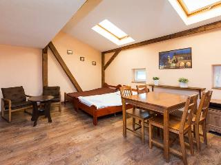Attic apartment in the city centre Old Town, Krakow