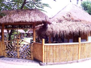 Traditionele Bamboe Bungalows