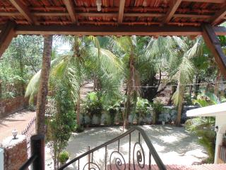 L'Azur studio apartment, Little Vagator Beach, GOA