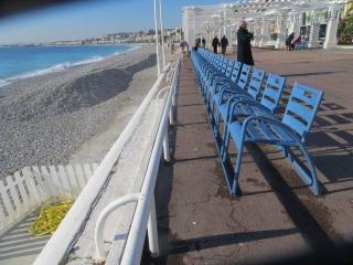NICE PLEIN CENTRE CARRE D'OR 2/4 PERS. 250m PLAGE