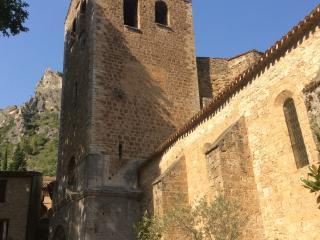 ....le four des moines., Saint-Guilhem-le-Desert