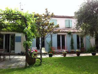 Pointe Rouge bord d mer Villa charme jardin calme, Marsella
