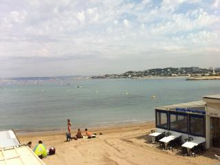 Marseille Pointe Rouge bord d mer bell villa 8p charme jardin très calme ombragé