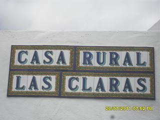 CASA RURAL LAS CLARAS, Tias