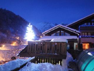 ski chalet spacieux avec piscine et sauna, Champagny-en-Vanoise