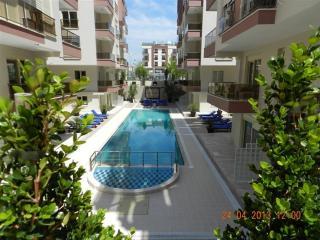 Sitesi Rose 2: daire 2 + 1, Antalya