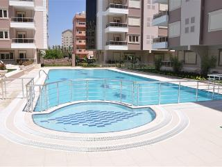 Sitesi Rose: daire 1 + 1, Antalya
