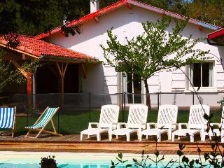 Magnifique Villa, plage à pieds, piscine chauffée, Ondres