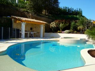 Luxury villa with pool in quiet. Magnifique Villa., Niza