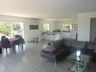 Villa 140m² proche Aix en Provence, Rousset