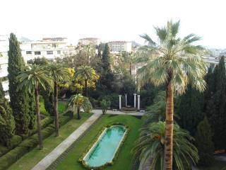 appartement au calme dans résidence arborée, Nice