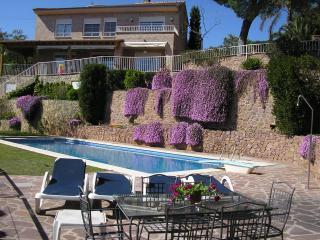 Villa Montoamo en Náquera, Valencia España