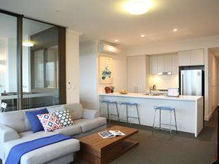 Deluxe two bedroom apartment at Olympic Park, Sydney Olympic Park