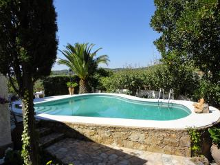 Casa con jardín y piscina en Tamariu, Palafrugell