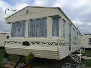 Large Refurnished 2 Bedroom Caravan, Stratton