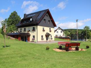 Am Erlermühlenbach - Ferienwohnung im Erzgebirge, Dorfchemnitz