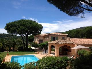 Villa sur la côte d'azur Apanganço, Sainte-Maxime