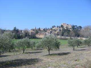 maison en pierre en plein coeur du Luberon