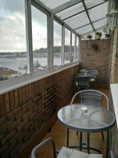 Balcony/Terraza
