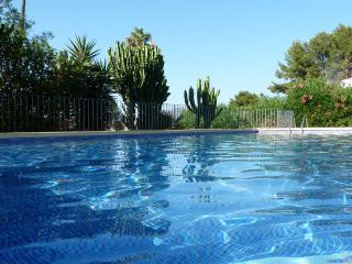 bungalow proche de la plage avec piscine, Moraira