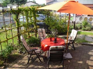 Ferienwohnung Heringsdorf 43 qm, strandnah, sonnig