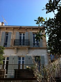 maison sur la corniche a Marseille