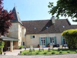 Gite proche de Caen - Manoir de Beaurepaire, Vendeuvre