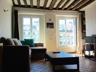 Charme 40 m² appartement dans le Marais, Paris