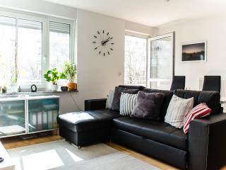 Top quality apartment in Munich, Múnich