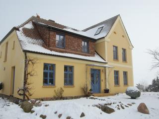 Ferienwohnungen im Haus auf der Spukwiese - EG Whg